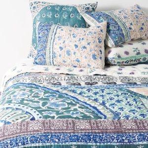 Livia Anthropologie Thick Shams Pillow Standard